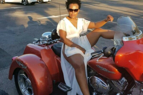 South African Dancer, Zodwa Wabantu Steps Out With No Pant