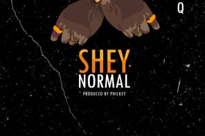 Download Music: CDQ – Shey Normal (Prod .Philkeyz)