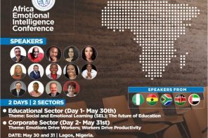 AFRICA EMOTIONAL INTELLIGENCE CONFERENCE 2018: USING EMOTIONAL INTELLIGENCE TO INCREASE PRODUCTIVITY, IMPROVE PROFITABILITY AND OPTIMIZE LEARNING