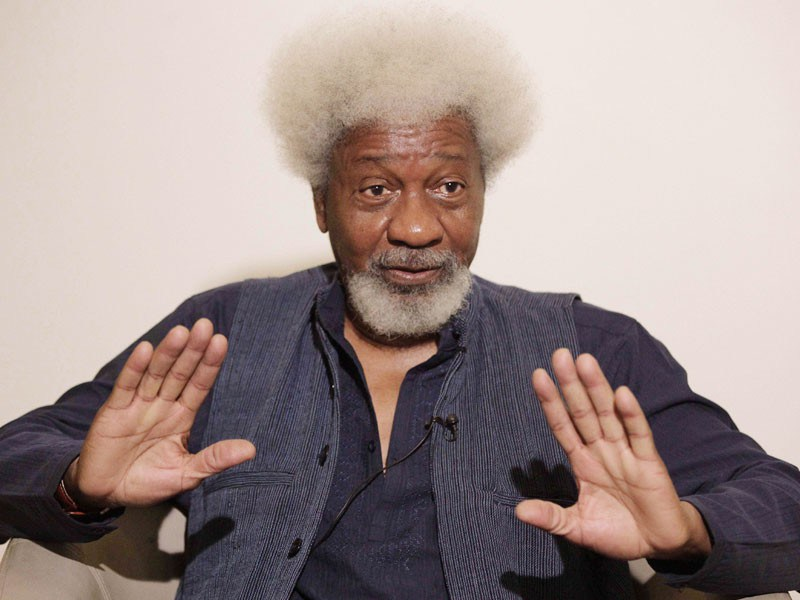 Wole Soyinka Blows Hot, Fires Heavy Shots At Judiciary And Buhari Wasn't Left Out