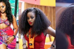 #BBNaija 2018: Cee-c threatens to go n@ked, lay a curse on her landlord over expired rent