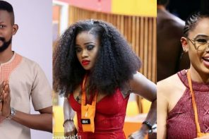 #BBNaija: Actor Uche Maduagwu gives reasons why Cee-C is better than Nina