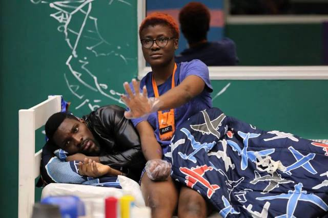 Anto, Khloe and Lolu Leaves Big Brother Naija in Final Eviction Show