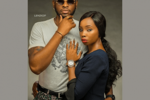 #BBNaija: Checkout Teddy A's lovely Birthday Message to Bambam