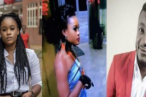 "#BBNaija: ""I judged you before, I won't anymore"" – Evicted housemate, Khloe writes Cee-C; roots for her to win"