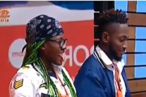 #BBNaija: Miracle, Alex win N1m in Close-Up task