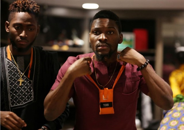 Here's what P-Square thought of Miracle winning BB Naija