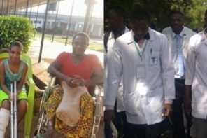 Breaking: Patients hold management staff `hostage' at National Orthopaedic Hospital, Enugu