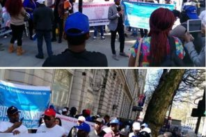 Buhari's supporters hold massive rally in UK; endorse him for second term
