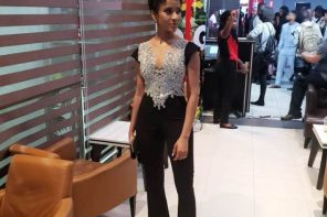 Date Night Movie Premiere: Adesua Etomi-Wellington's gorgeous look