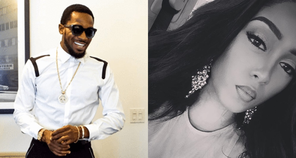 Image result for dbanj and his wife