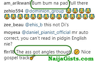 Fans expose Tonto Dikeh for wearing butt pad (Video) - Information