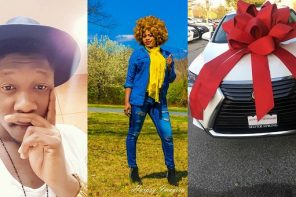 Husband Gifts Wife 2018 Lexus RX Sport 350 To Celebrate Birthday. (Photos+Video)