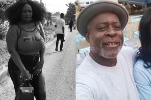 I am not 'chopping' Kofi Adjorlolo and his son – Snapchat queen 'fires' critics