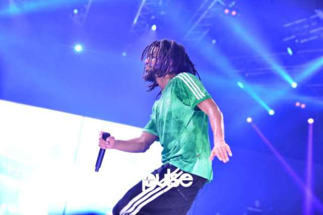 J. Cole Hits No. 1 With 'KOD,' Another Streaming Win for Rap