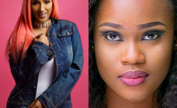 Juliet Ibrahim finally meets BBN Star, Cee-C