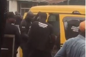 SARS Officer Who Coerced Nigerian Woman Into Paying N5000 or Get Killed, is Arrested