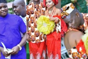 Man Who Ended His Engagement With A Slay Queen Gets Married To Another Woman