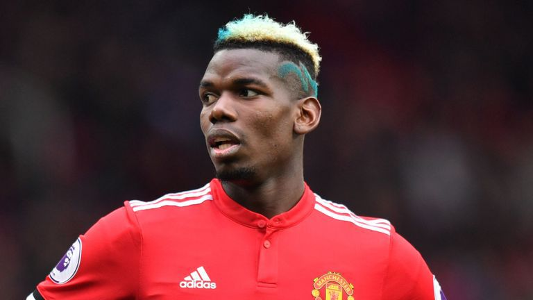 Mourinho suggests Pogba not working hard enough in training