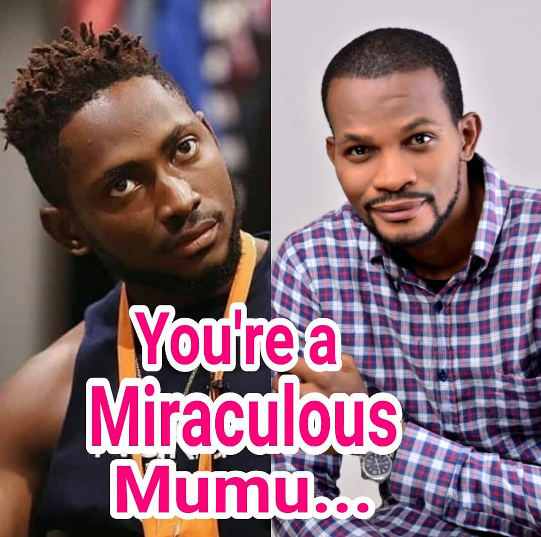 "Image result for #BBNaija: ""Miracle You're a miraculous MUMU"" – Uche Maduagwu says"