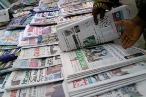 Nigerian Newspaper Headlines Today: 25th April