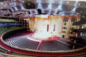 Photos of the new auditorium of Deeper Life Bible Church in Lagos