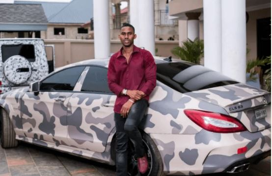 Popular Ghanaian Rich 'Yahoo Boy', Ibrah 1 Lands In Hot Soup