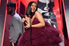 Pregnant Cardi B cancels upcoming tours, says 'a b**ch can barely breathe' (Video)