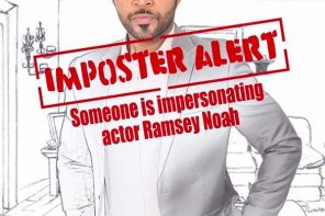 Ramsey Nouah impersonated for Months