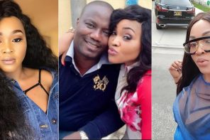 Mercy Aigbe's ex-husband, Lanre Gentry is still throwing shade at her