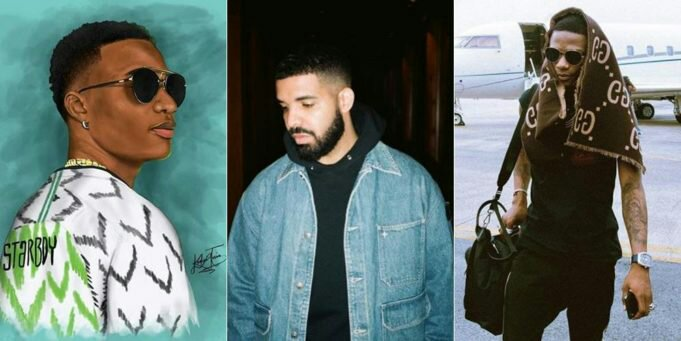 Wizkid Speaks On Why There Hasn't Been Any Photo Of Him With Drake