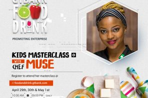 CHEF MUSE WILL HELP YOUR KIDS FIND THEIR COOKING MUSE AT THE 2018 GTBANK FOOD AND DRINK FAIR