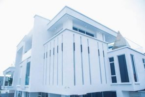 Timaya's magnificent mansion in Lagos issa goal