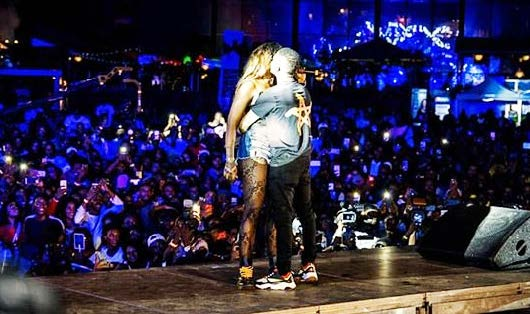 Tiwa Savage Might Become Wizkid's 4th Babymama - Information
