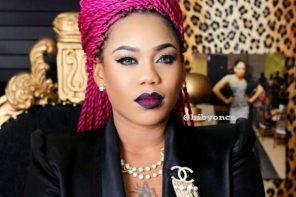 'I don't repeat clothes' – Toyin Lawani