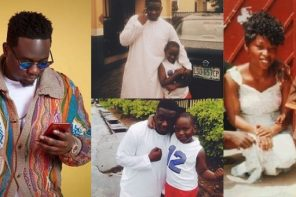 Wande Coal tells his side of the story in the ongoing fight with his baby mama