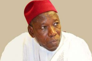 Nigerians react to gov Ganduje receiving $5m bribe from contractors