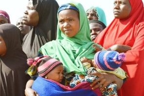 Amnesty International: Nigerian soldiers rape women and girls who fled Boko Haram terrorists
