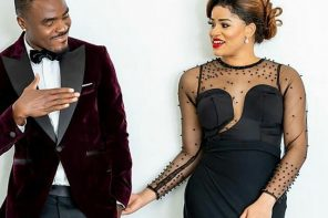 Footballer Emenike and His Babymam set to Wed, Releases Pre-wedding Photos