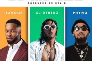 New Music: Flavour x DJ Derekz x Phyno – By My Side