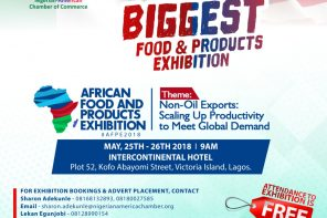 AFRICAN FOOD & PRODUCTS EXHIBITION 2018