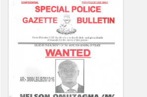 bankers declared wanted by The Police for fraudulently stealing millions [PHOTOS]