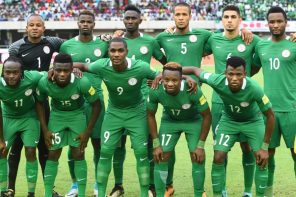 Nigeria Retains 47th Position In Latest FIFA Ranking (Full List)