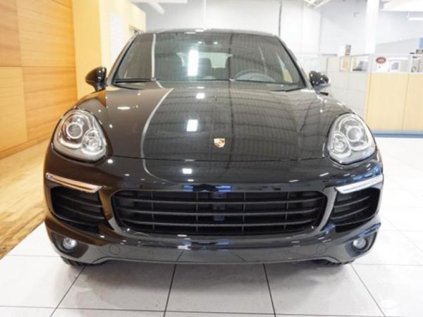 Exclusive: Davido Bought Second Hand Porsche Jeep For Chioma