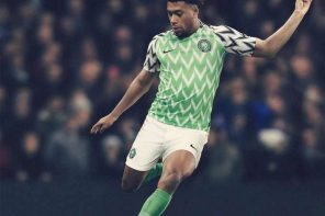Why I left England to play for the Super Eagles – Alex Iwobi