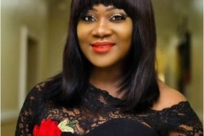 Actress, Mercy Johnson loses mom