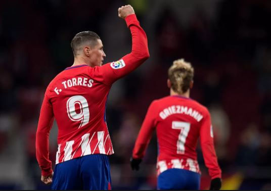 Atletico Madrid To Arrive Nigeria Today Ahead Of Friendly ...