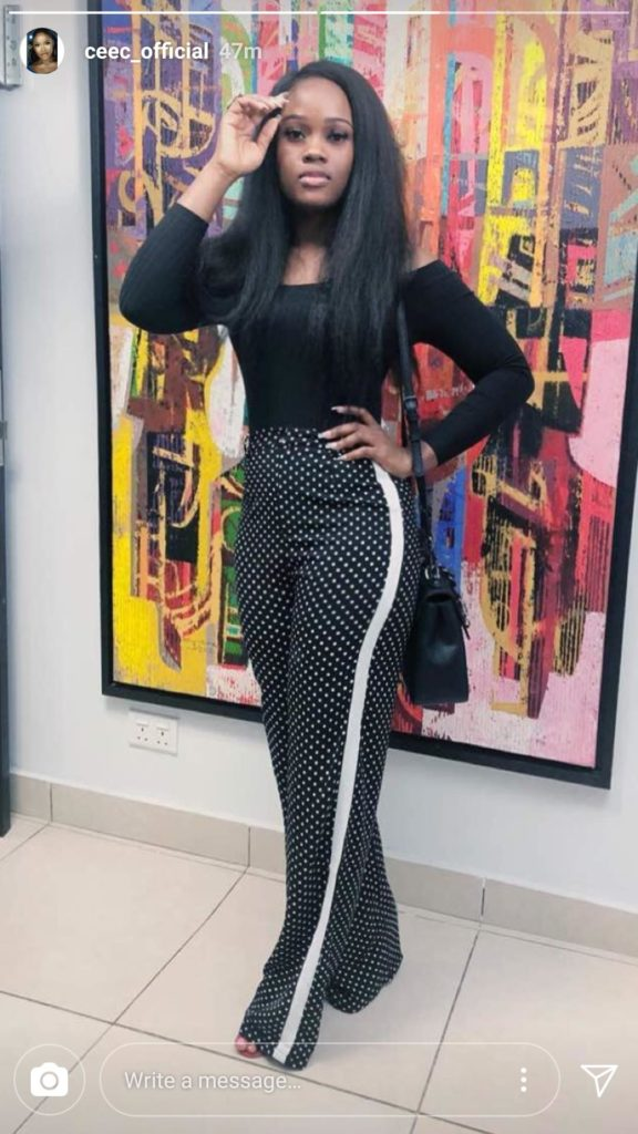 Bbnaija 2018 Cee C Nina And Alex Step Out In Style
