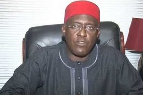 Metuh fell down on his own – Jugde