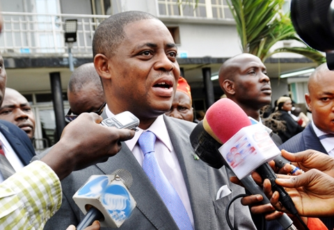 buhari stole the presidency ffk reacts to buharis claim of being removed for fighting corruption - Tinubu now Buhari's chief slave – Fani Kayode